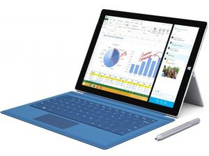Microsoft Surface Pro 3 unveiled