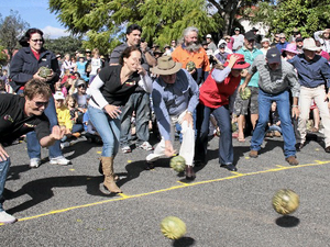 Push is on for pumpkin prizes