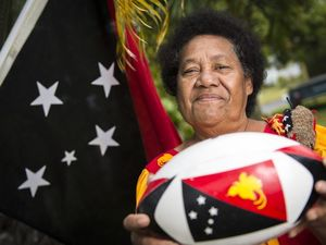 PNG fans excited for Hunters' shot at glory in Gladstone