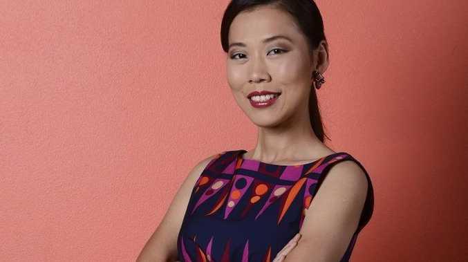 MasterChef Australia Top 19 contestant Emily Loo.