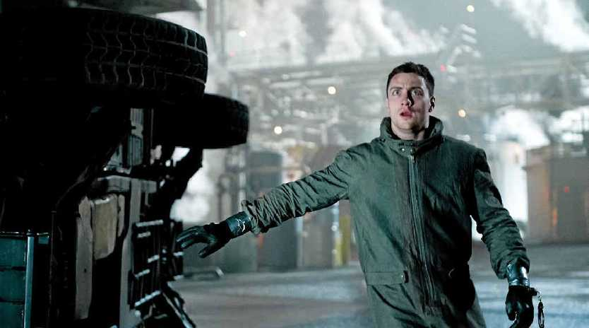 MONSTER MAYHEM: Godzilla's Aaron Taylor-Johnson as Ford Brody.