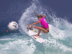 New wave of females are making surfing a powerhouse sport