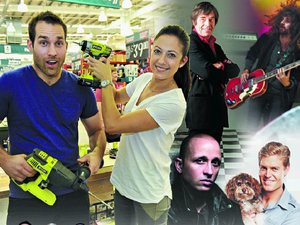 Welcome to Gladstone, the region's city of celebrities