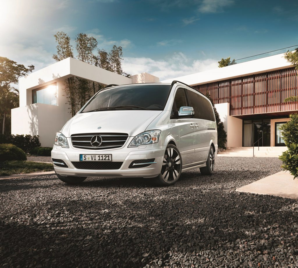 2014 Mercedes-Benz Grand Edition Viano road test review