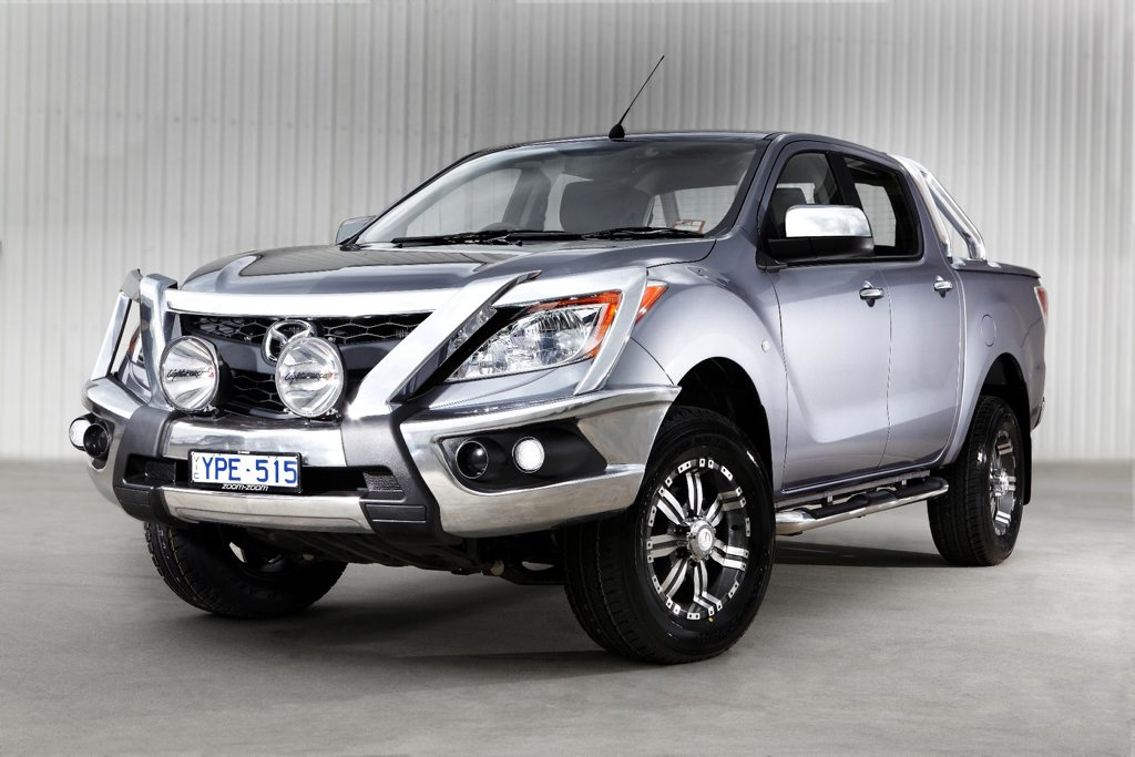 2014 Mazda BT-50 road test review - family workhorse | News Mail