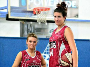 Short, tall stars hit the courts