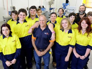 $5m spent on handing trainees work talents