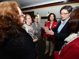 Wong and Howard make Labor case for Ipswich