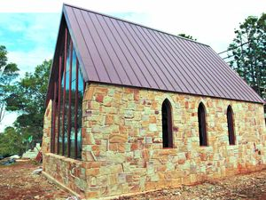 Antoni Roki brings traditional glory to Montville chapel