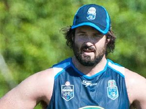 Aaron Woods has a simple plan for Origin