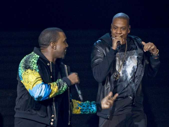 Kanye West and Jay-Z named as one of Paul McCartney all-time favourite gigs.