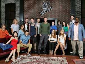 The Voice is back and Ricky has everyone's number