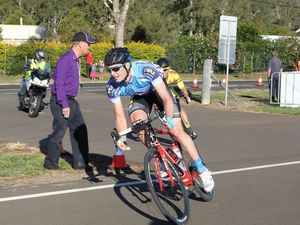 Haig retains Toowoomba tour leader's jersey after day three
