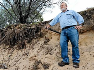 $35k for erosion work on dunes at Woodgate