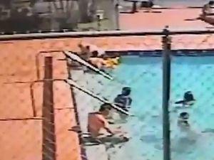 Swimming pool shock in Florida