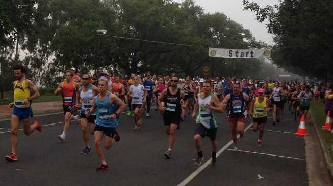 Rocky River Run 2014.