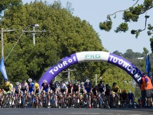 Tour of Toowoomba final stage
