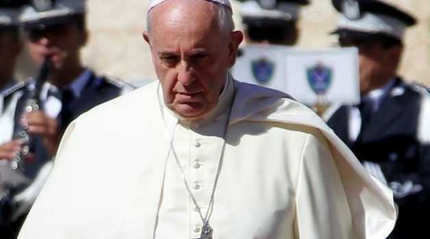 Pope Francis has made clear the Church's stance on the ordaining of female priests.
