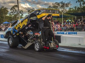 Willowbank top place for blast of nitro, burning rubber fun