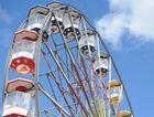 Fraser Coast Show - big wheel.