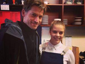 Game of Thrones actor Jamie Lannister in Australia
