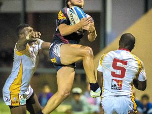 Capras edged out by PNG Hunters in close match