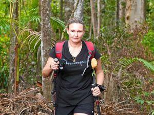 Mum defies MS to finish Kokoda trek