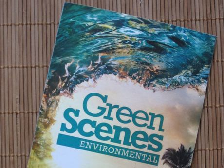 Green Scenes helps to celebrate World Environment Day.