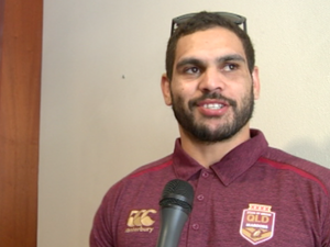 Greg Inglis: I just love my footy