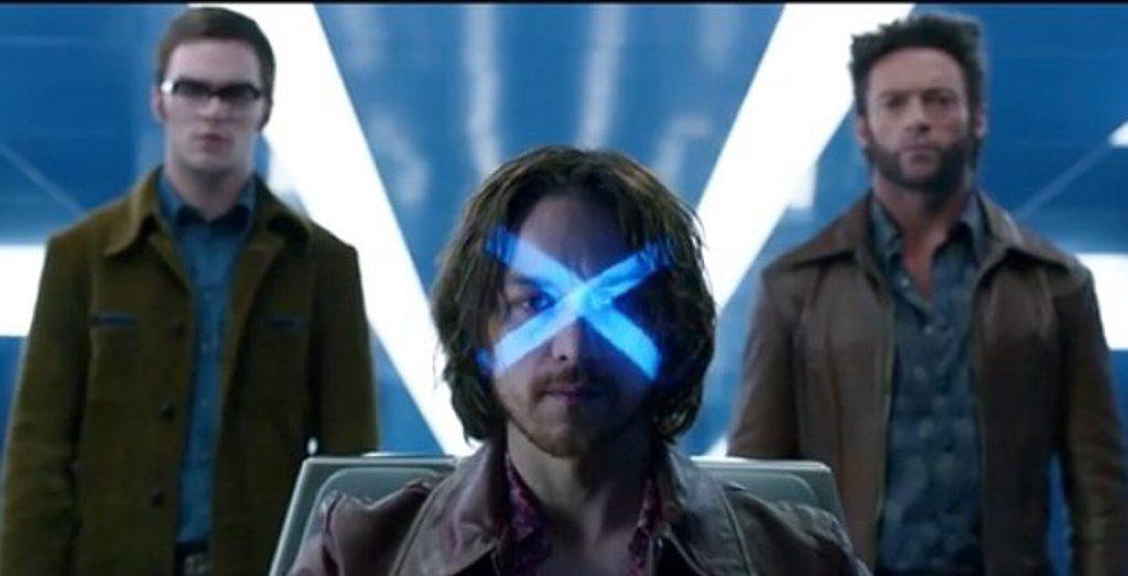 Xmen: Days of Future Past.