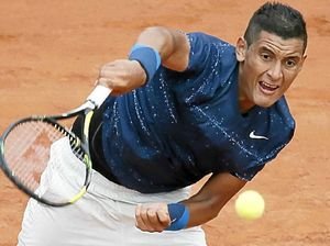 Australian star fades out in French Open