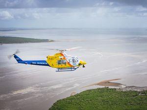 Mackay crews help with relief effort in Rockhampton