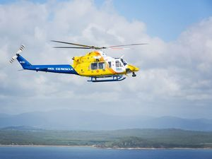 Woman found unconscious in the water at Whitsundays