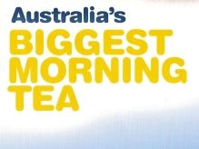 Register early for Biggest Morning Tea