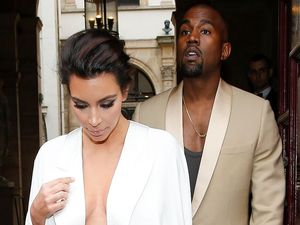 Kim Kardashian and Kanye West honeymoon without North