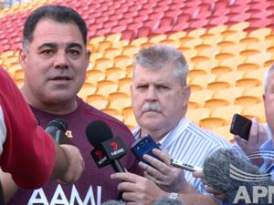 Meninga: All Maroons fit for State of Origin