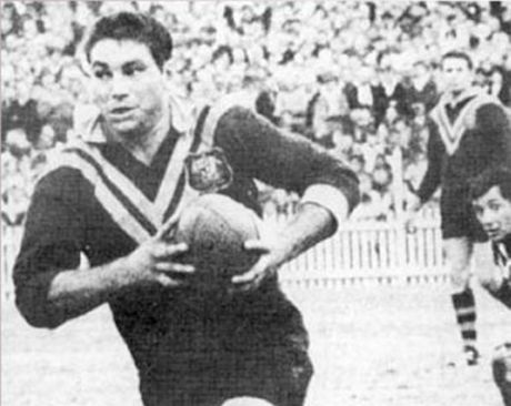 Artie Beetson played 29 Tests and world cup games for Australia in a stellar career. Contributed