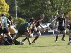 Snakes dug deep against Pine Rivers Boars on Saturday at home. Photo Naomi Hockins / Caboolture News