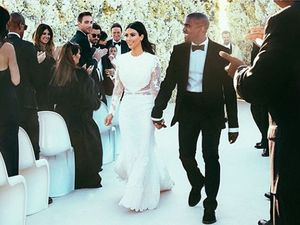Kanye West avoided dress disaster before wedding