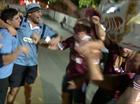 Blues in gutsy victory despite final siren penalty