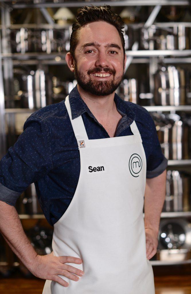 MasterChef Australia 2014 contestant Sean Baxter.