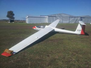 Info evening and barbecue at Maryborough Gliding Club