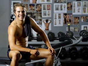 15-year-old working out how to be stronger than average