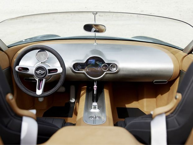 The Mini Superleggera Vision.