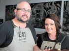 Dan and Steph will share kitchen secrets with QT readers