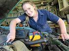 Women still finding it tough to break into 'male trades'