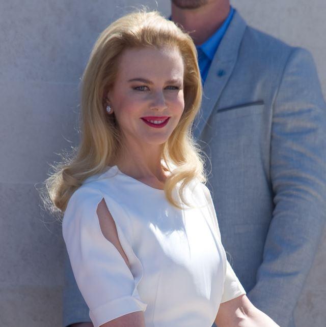 Nicole Kidman... dubious honour.
