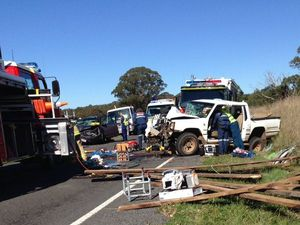Granville nursery couple recuperating after serious crash