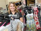 Ellena's on Bazaar owner Katrina Sandlant says much of the local fashions are dictated by chain stores.
