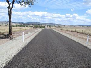 Toogoolawah road upgraded to bitumen